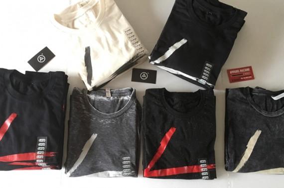 tshirt line