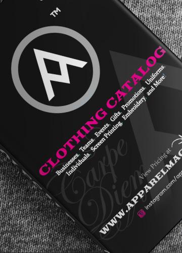 blank clothing catalog