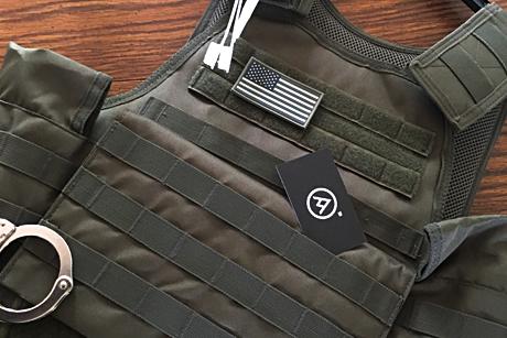 custom law enforcement velcro patches