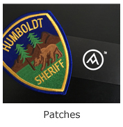 custom sheriff patches