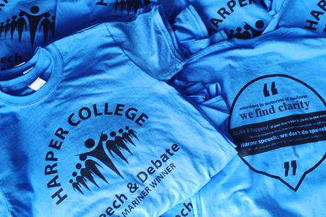 event shirt printing