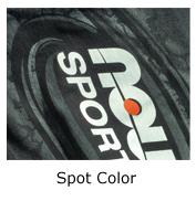 spot color shirts