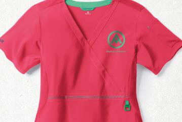 custom scrubs
